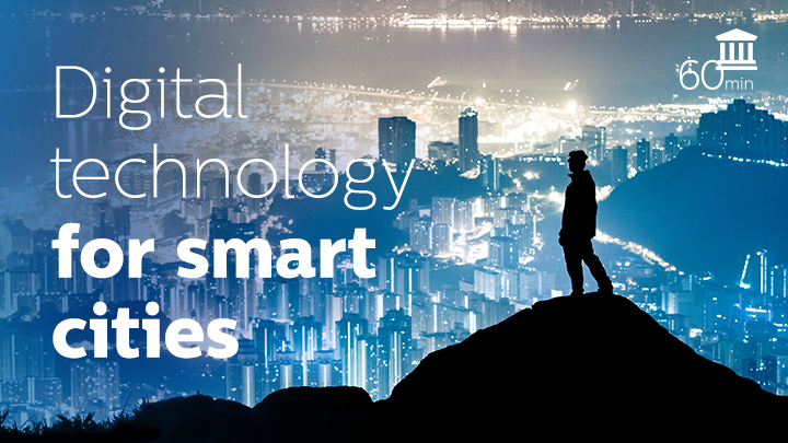 Digital technology for smart cities