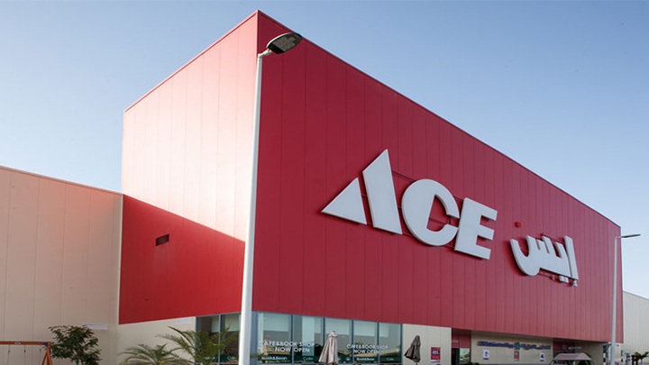Lighting for Ace hardware