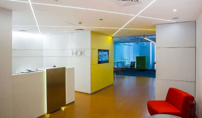 HOK regional office