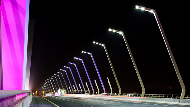 Shiekh Zayed Bridge 3