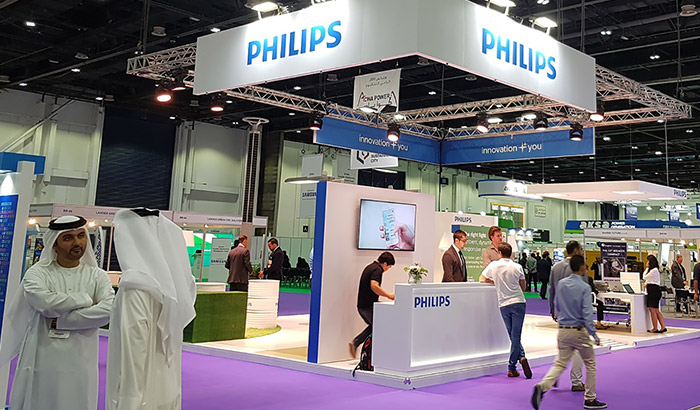 Philips Lighting showcases smart city technology at WETEX 2017