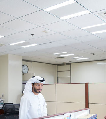 LED lighting for Dubai Municipality